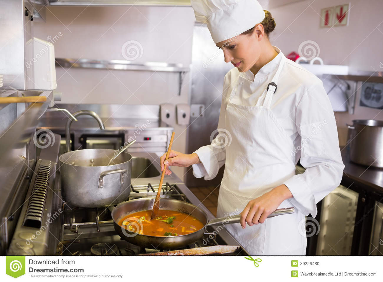 how to be a faster cook in restaurant