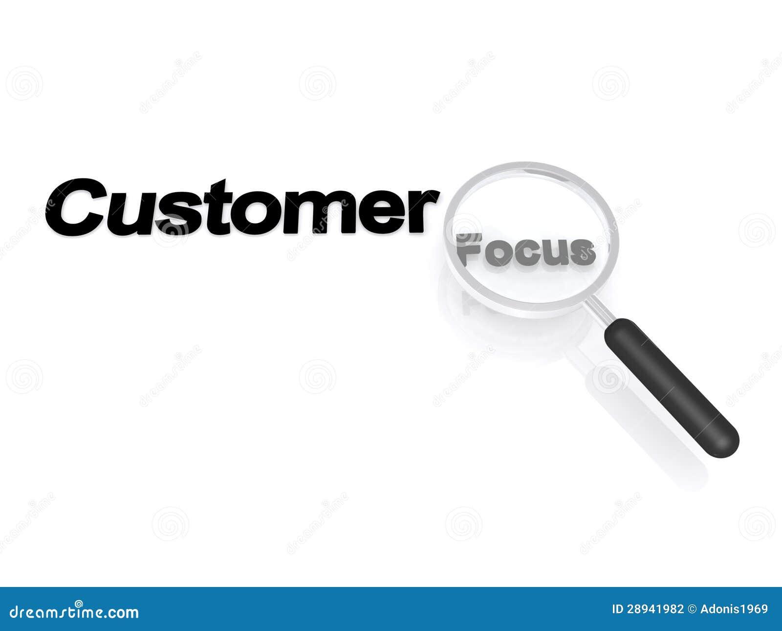 Concentration sur le consommateur