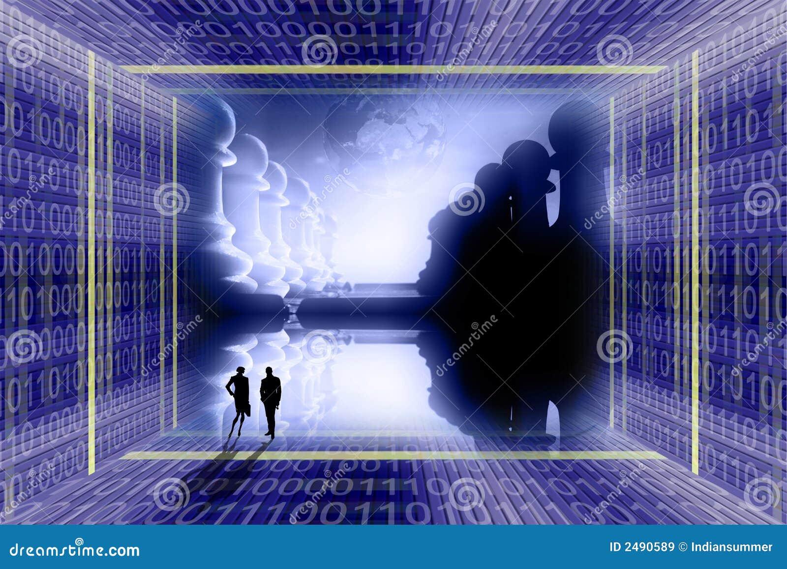 Concep przemysłowej cyfrowej wojny
