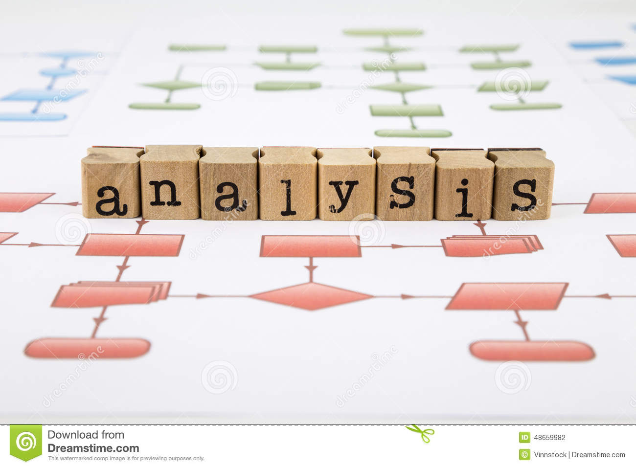 Concept Analysis Chart Photo Image 48659982 – Process Flow in Word