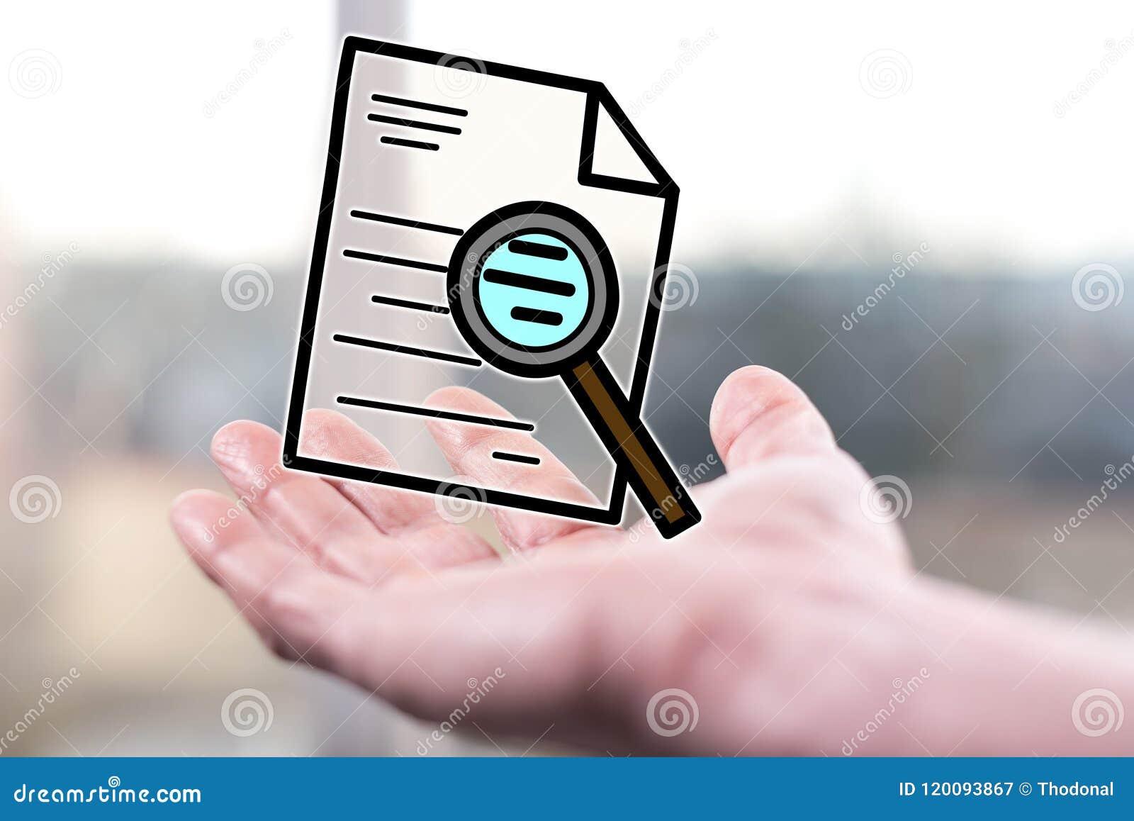 Concept of audit