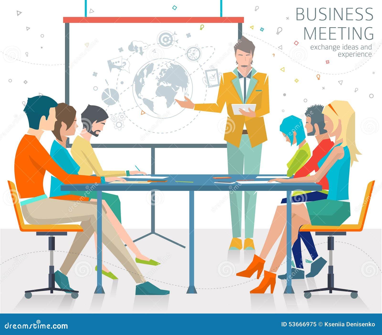 Concept bedrijfspresentatie