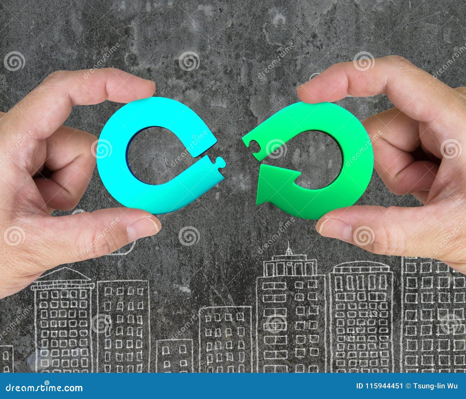 Concept circulaire d économie