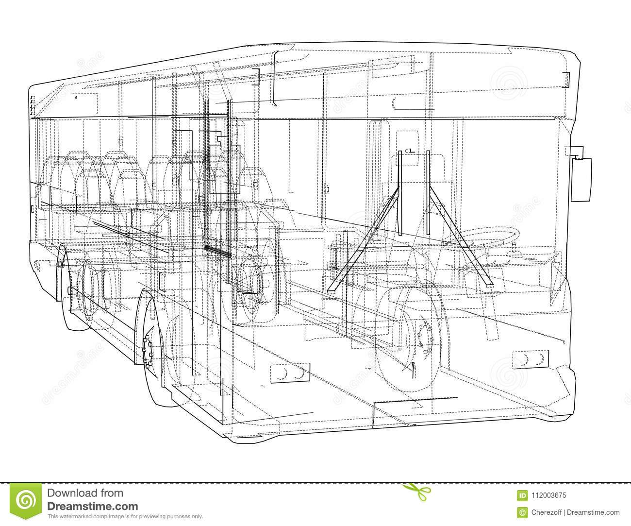 bus body diagrams