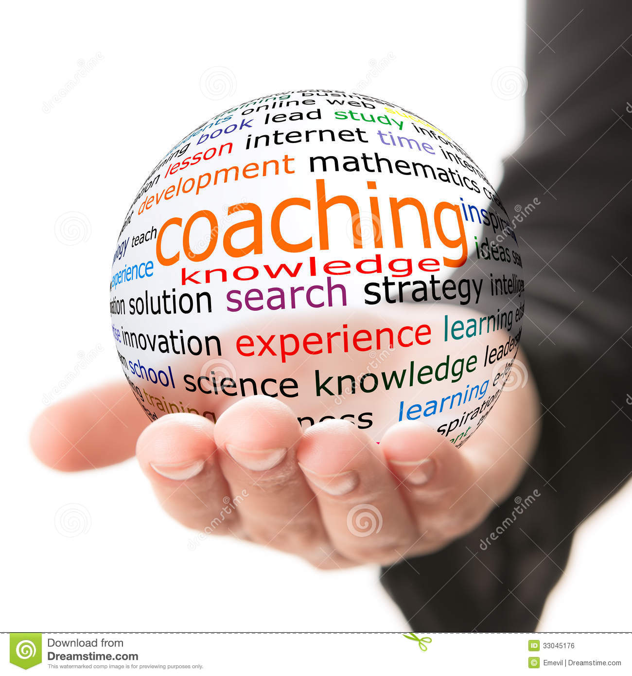 Concept of coaching in learning