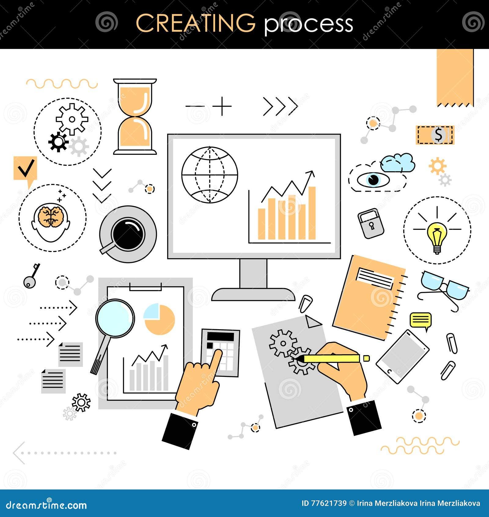 creation process