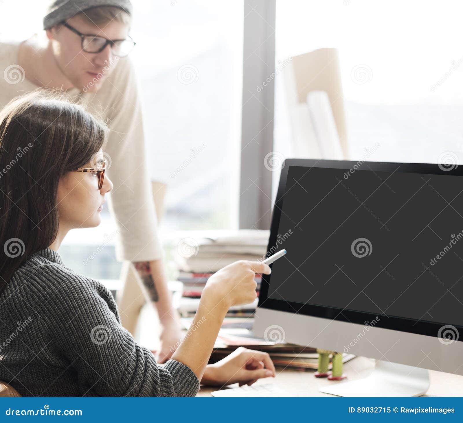 Concept d écran vide de l espace de copie de maquette