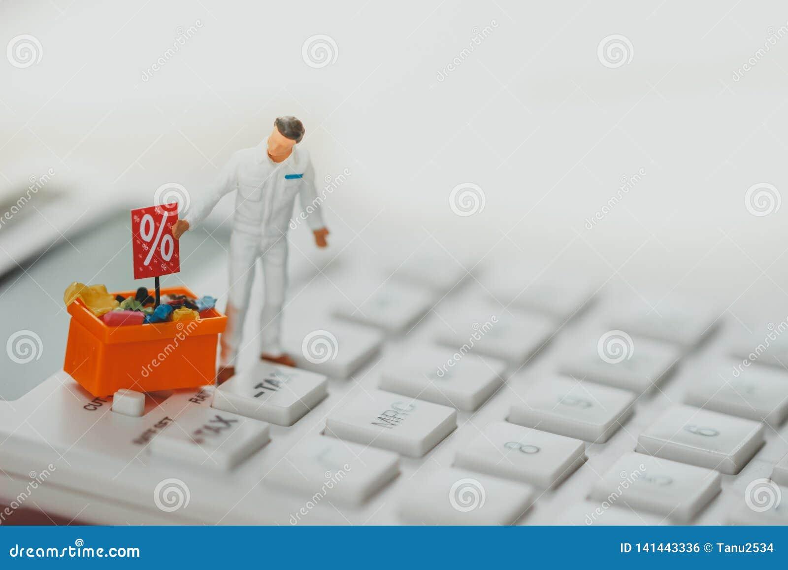 Concept d achats et de commerce électronique