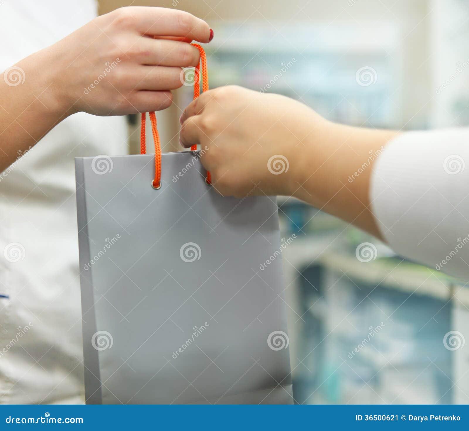 Concept d achats. Plan rapproché
