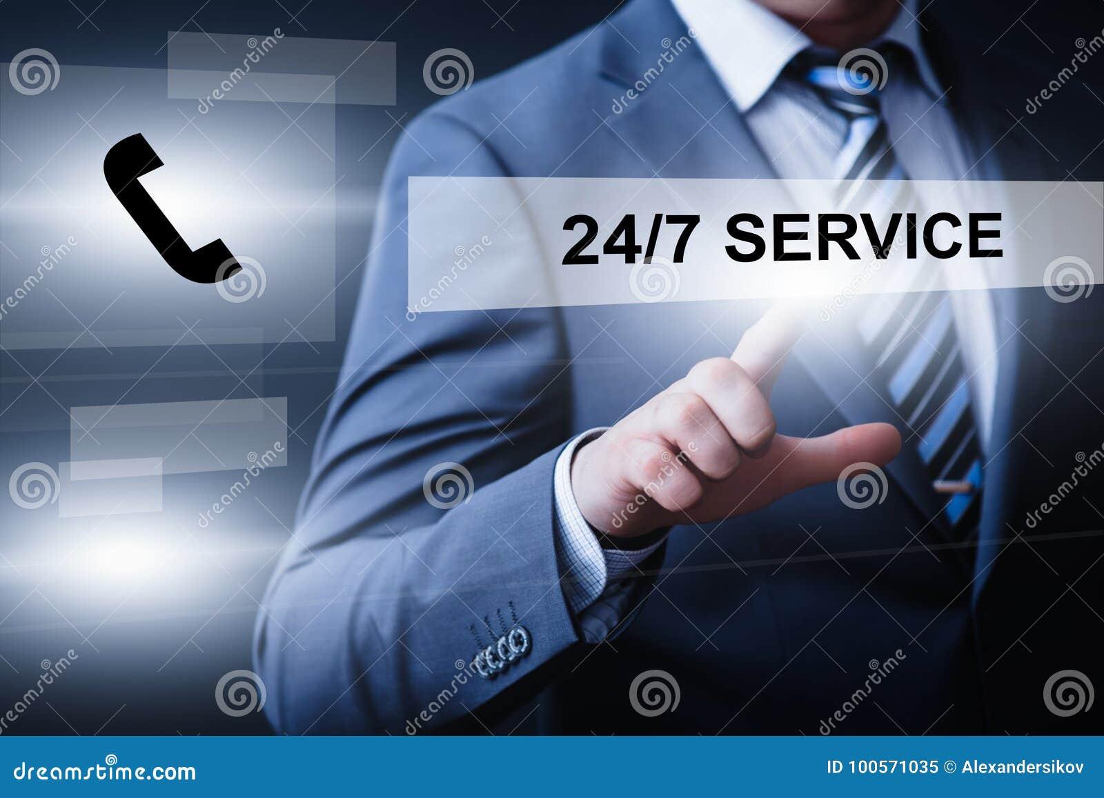 Concept d affaires d aide d aide de client de service de support