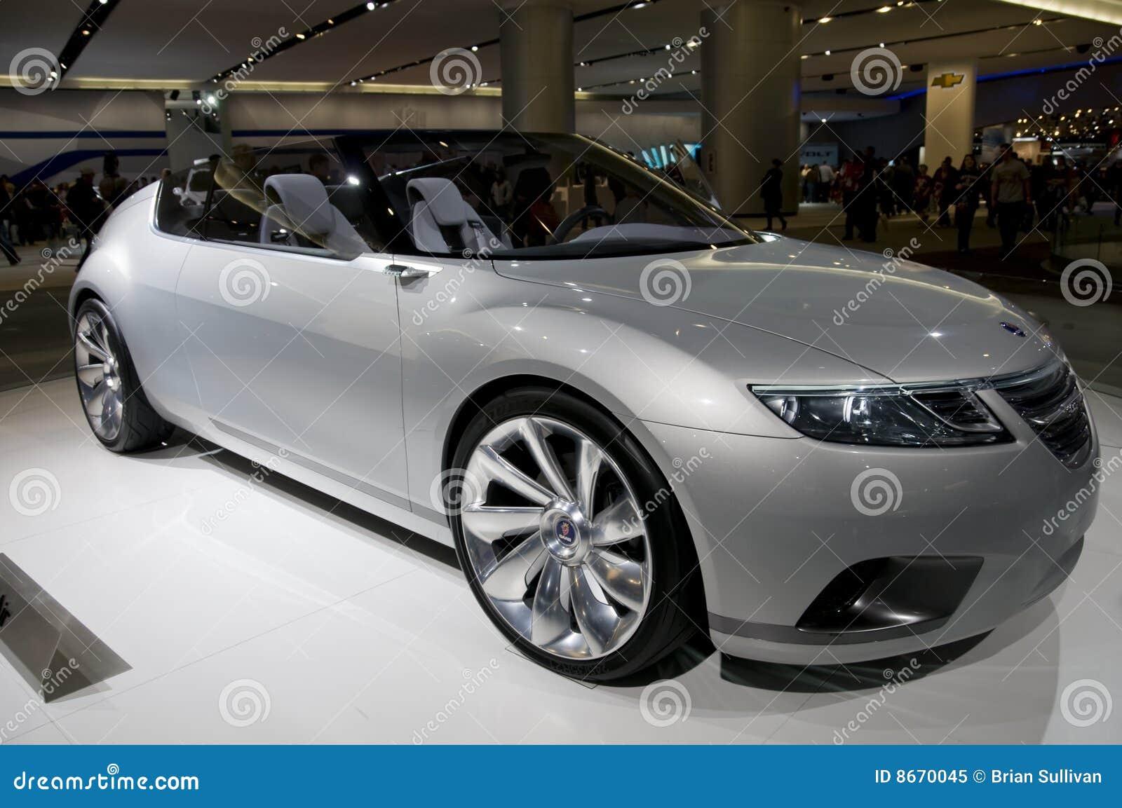 Concept d air de Saab 9-X