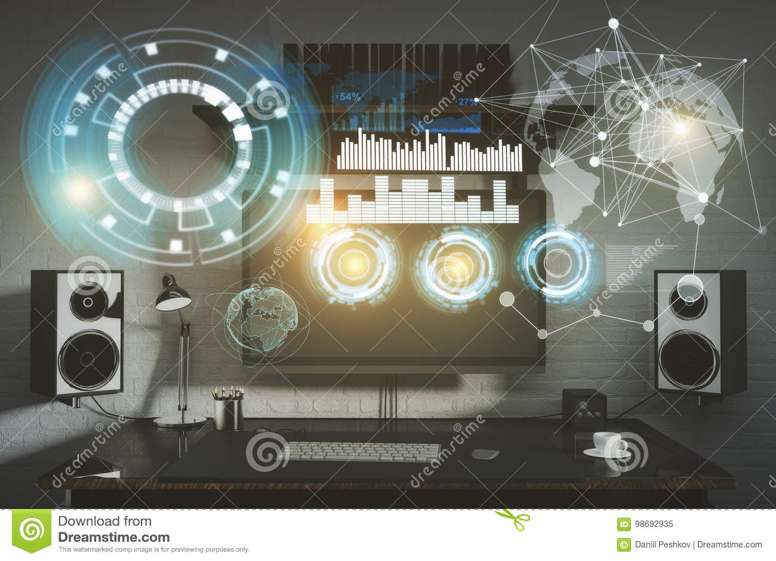 Concept d innovation et d avenir