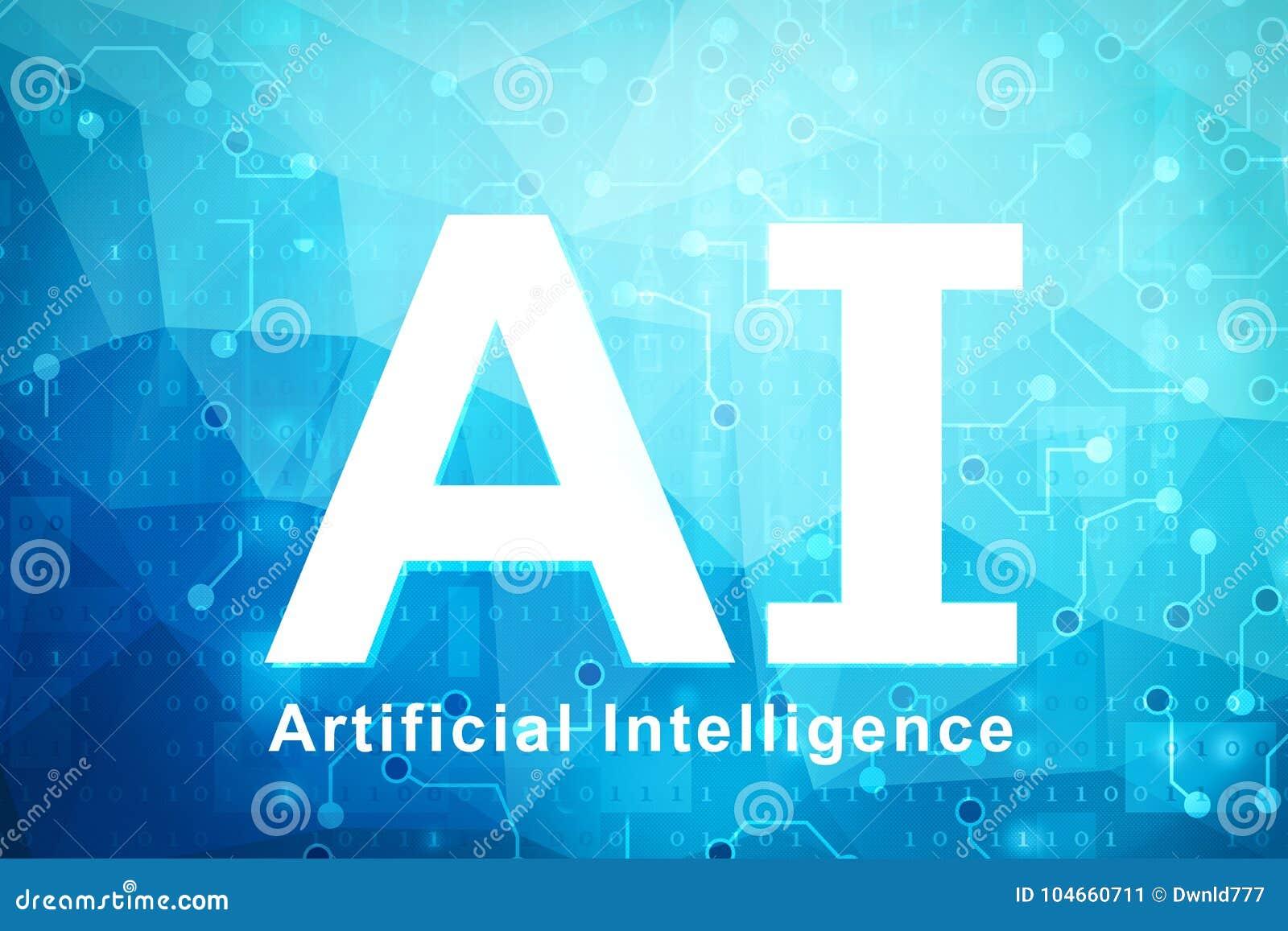 Concept d intelligence artificielle