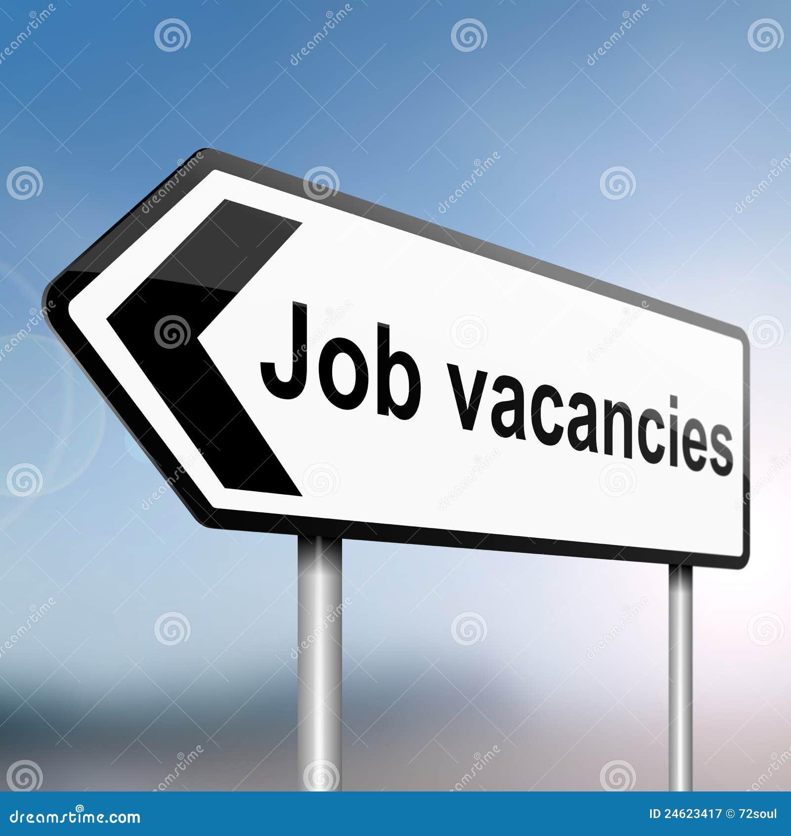 Concept d offres d emploi.