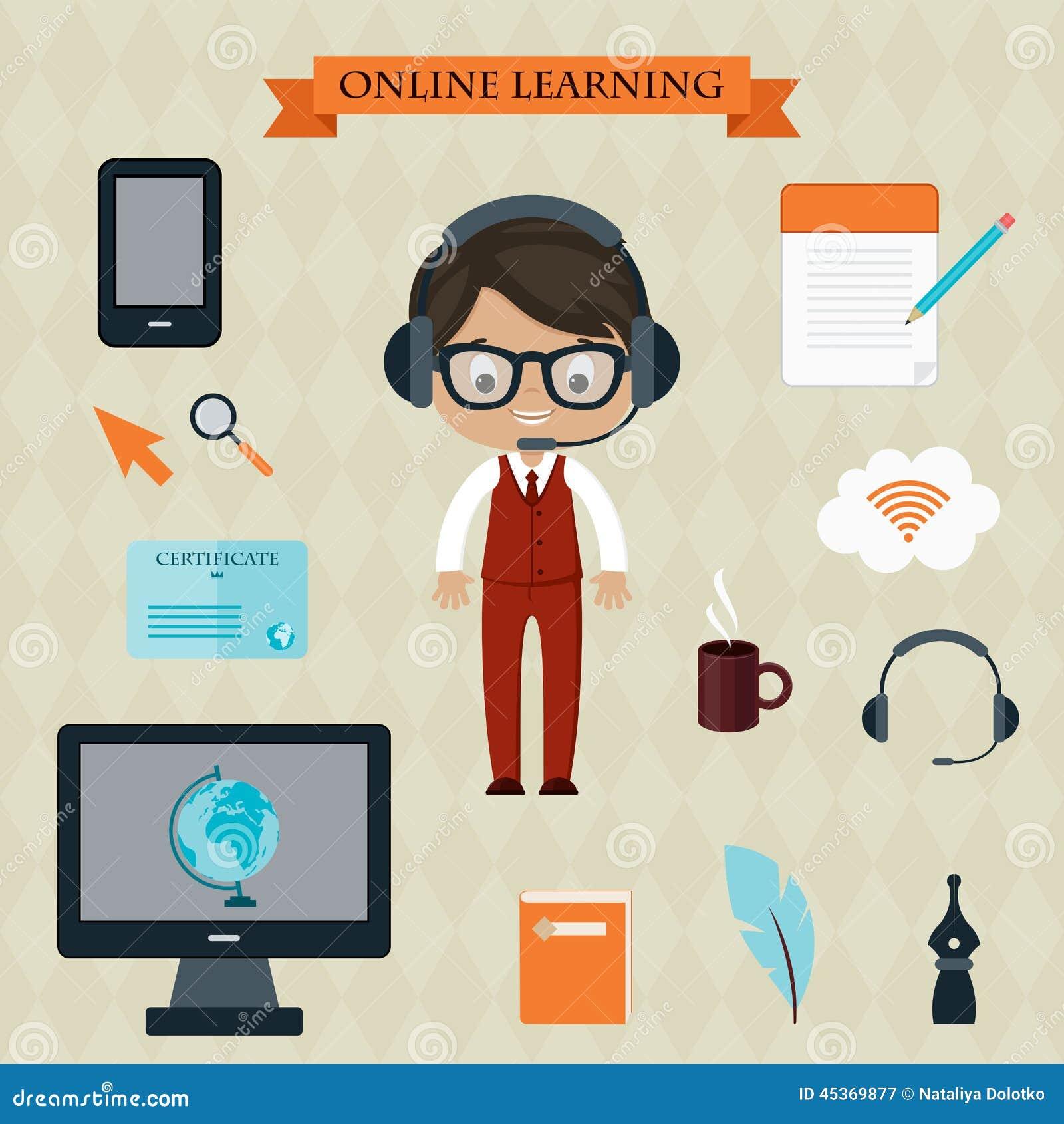 Concept de étude en ligne