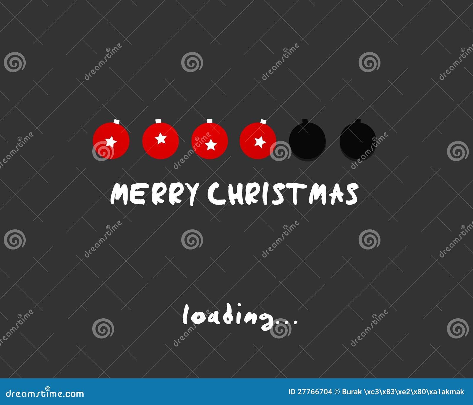Concept de bille de Joyeux Noël