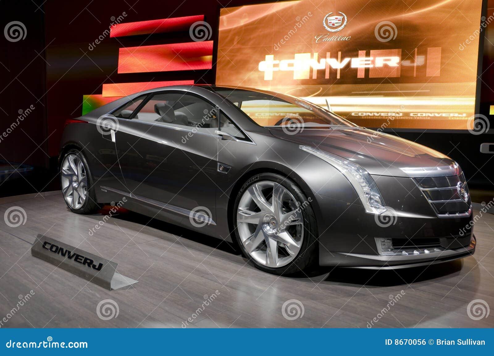 Concept de Cadillac Converj