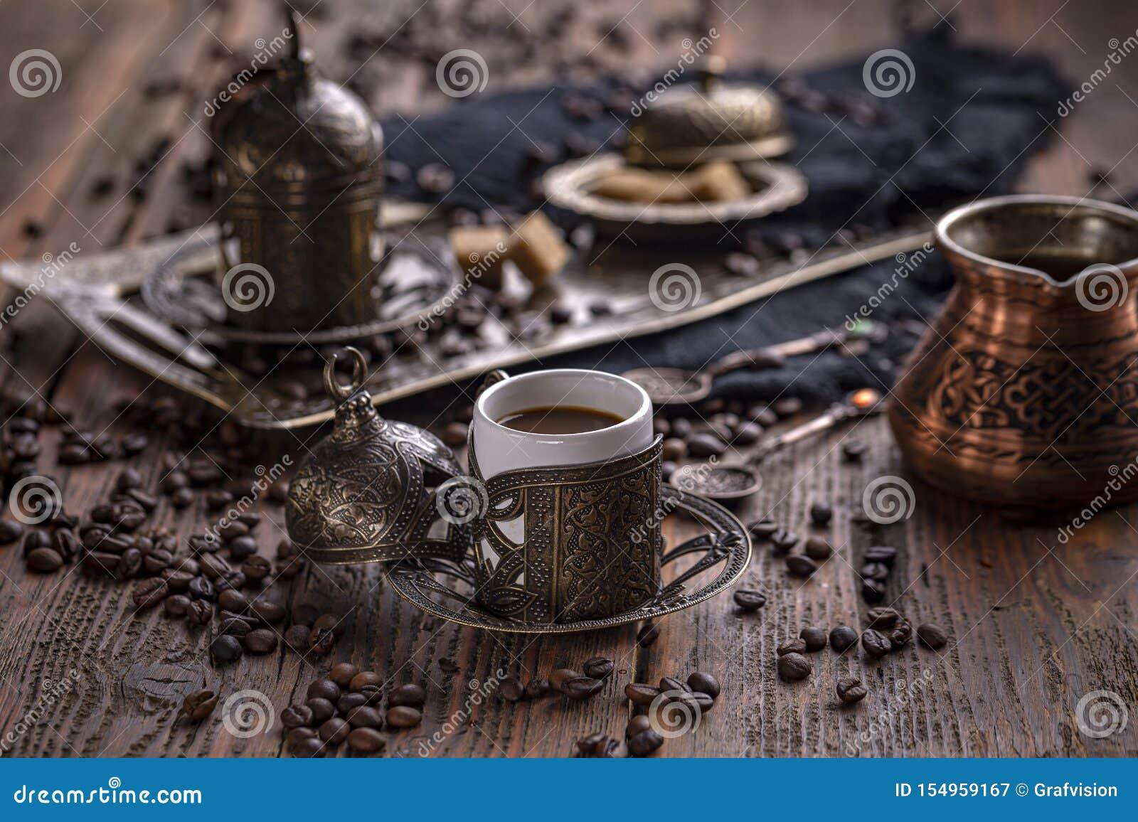 Concept de caf? turc