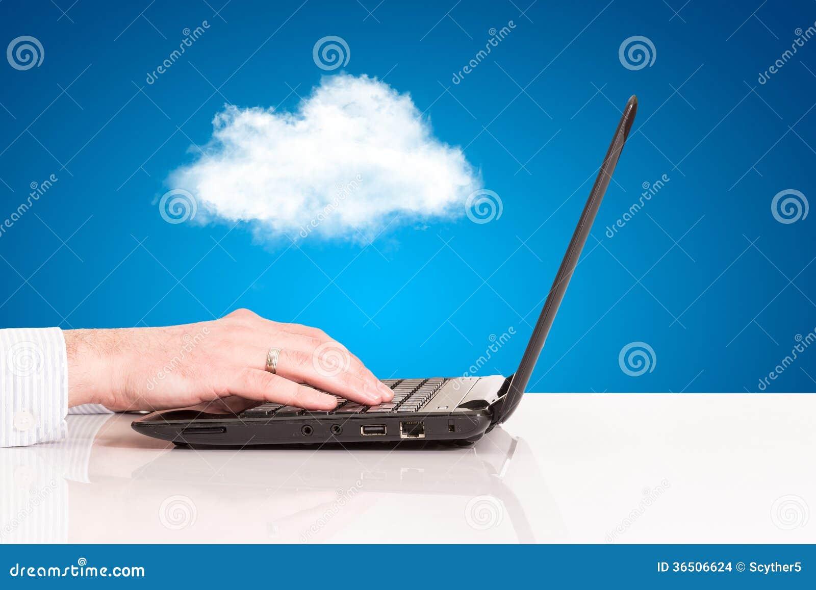 Concept de calcul de nuage