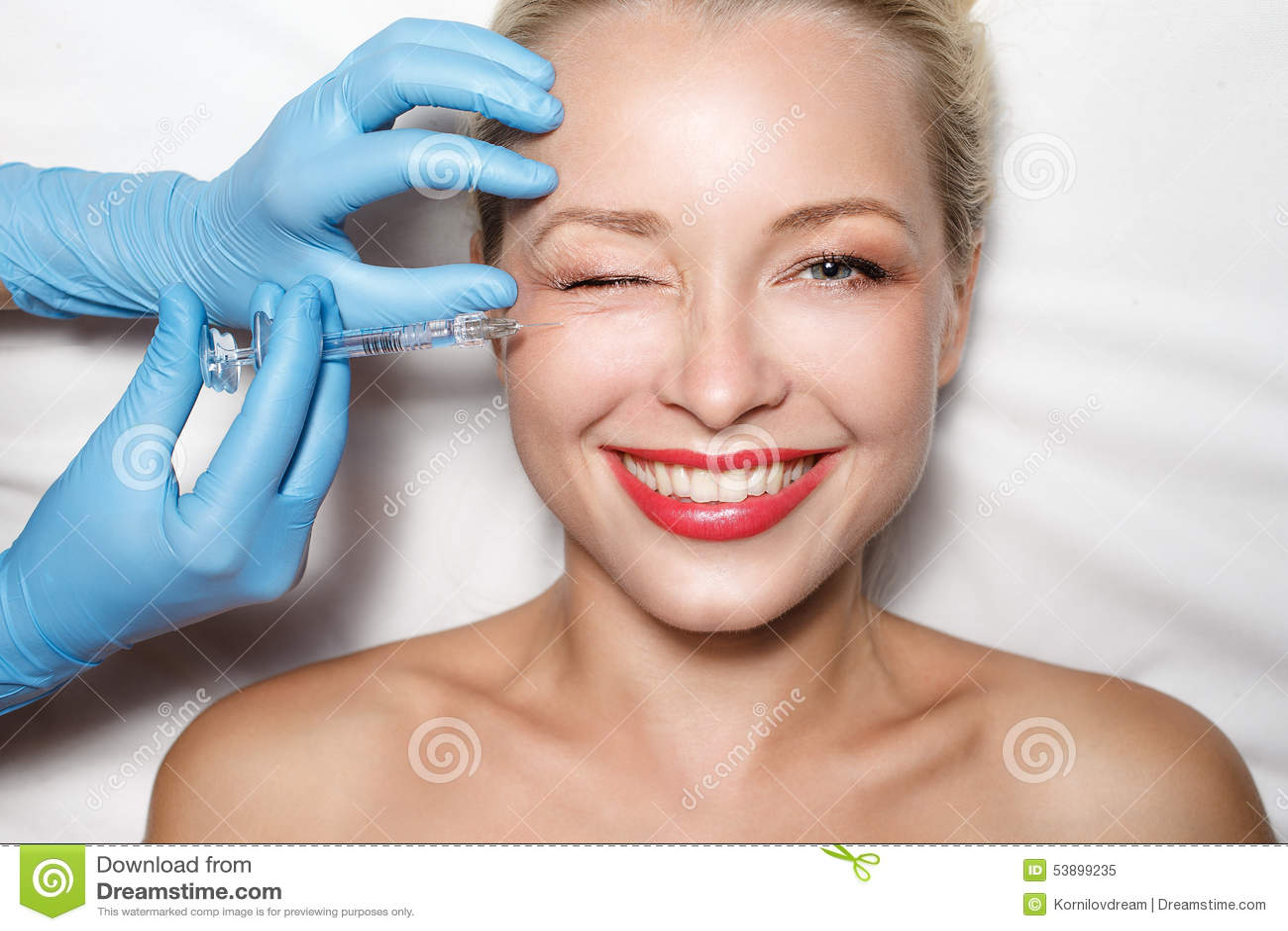 Concept de chirurgie plastique