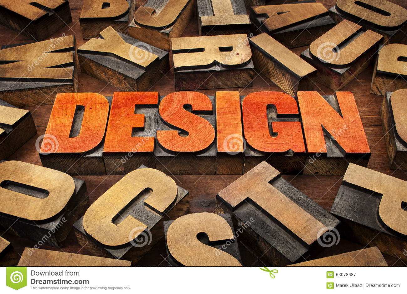 Download Concept De Construction Dans Le Type En Bois D'impression Typographique Image stock - Image du rouge, signe: 63078687