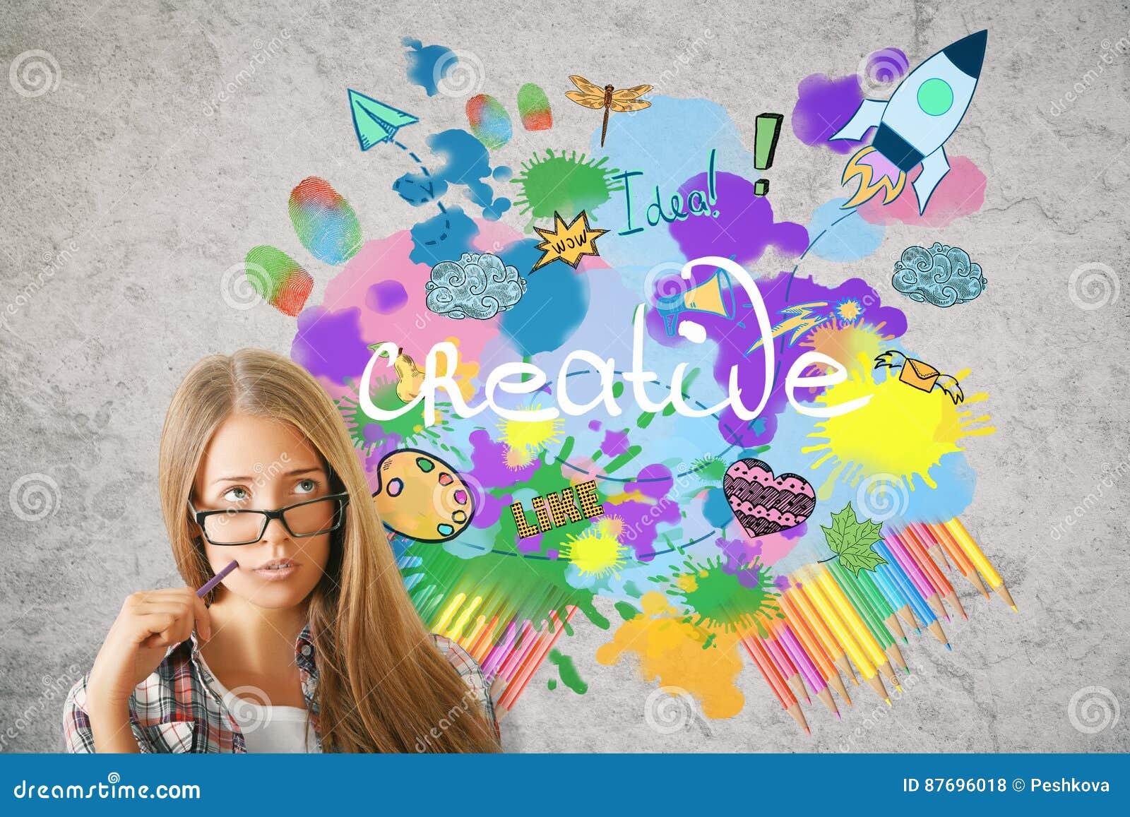 Concept de créativité