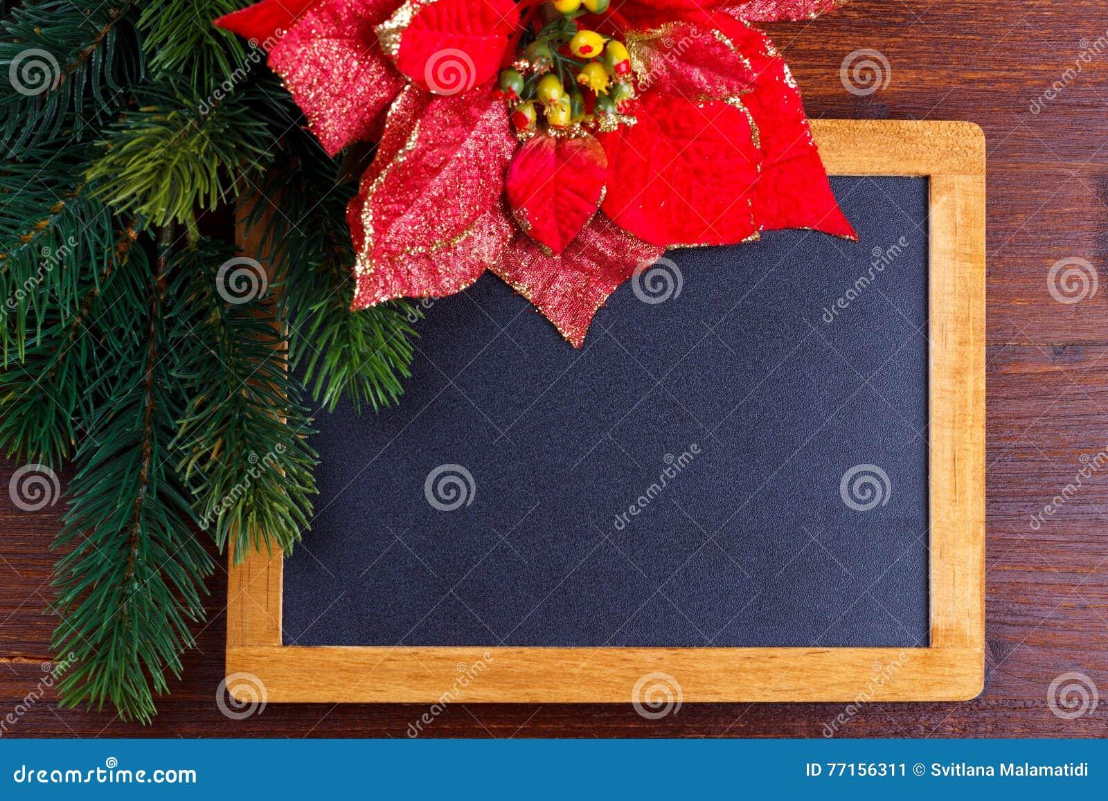 Concept de décorations de Noël