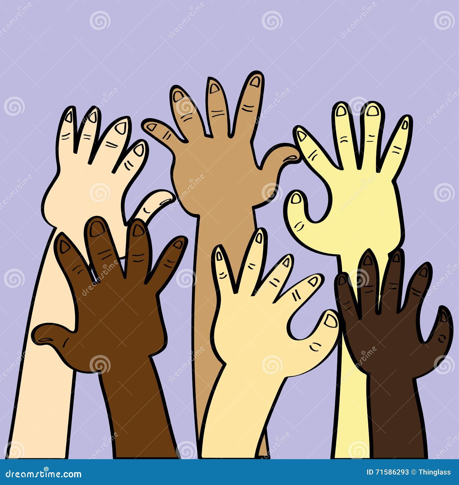 Concept de diversité ethnique