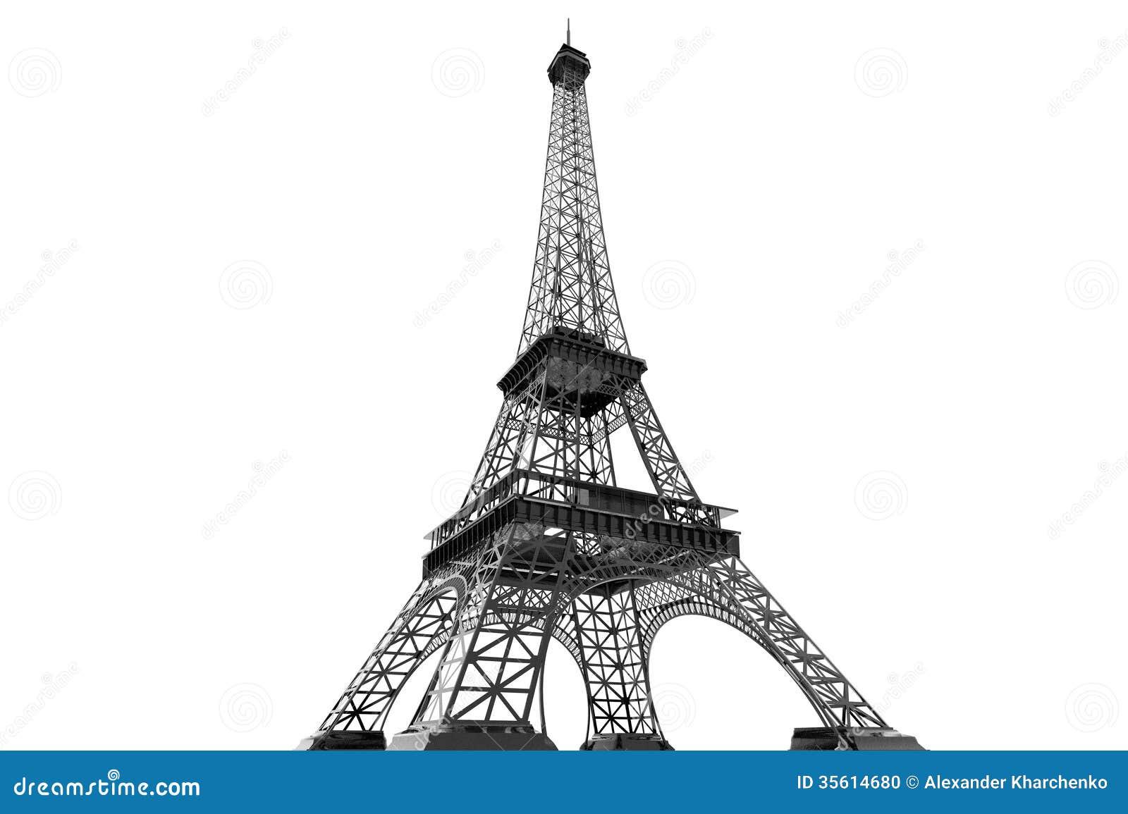 Concept de Frances. Tour Eiffel de Paris