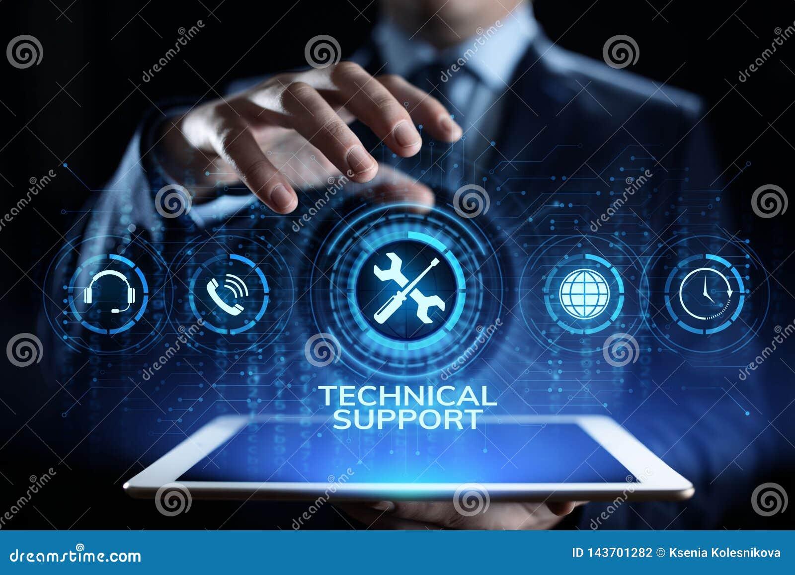 Concept de garantie de la qualité de garantie de service à la clientèle de support technique