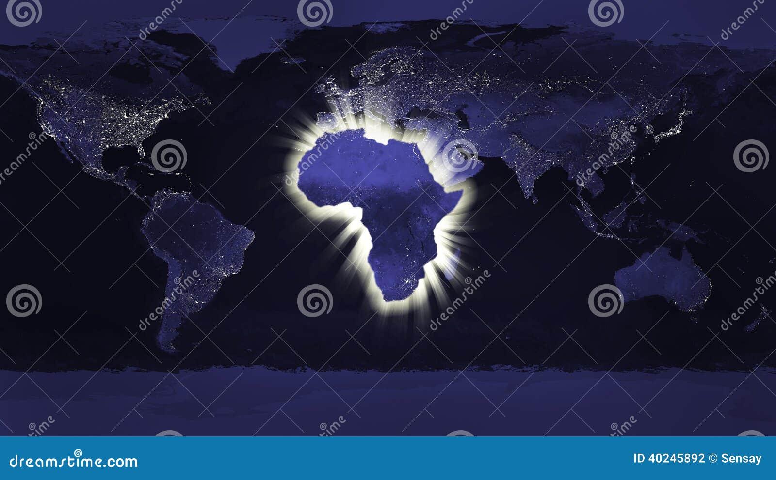 Concept de l Afrique