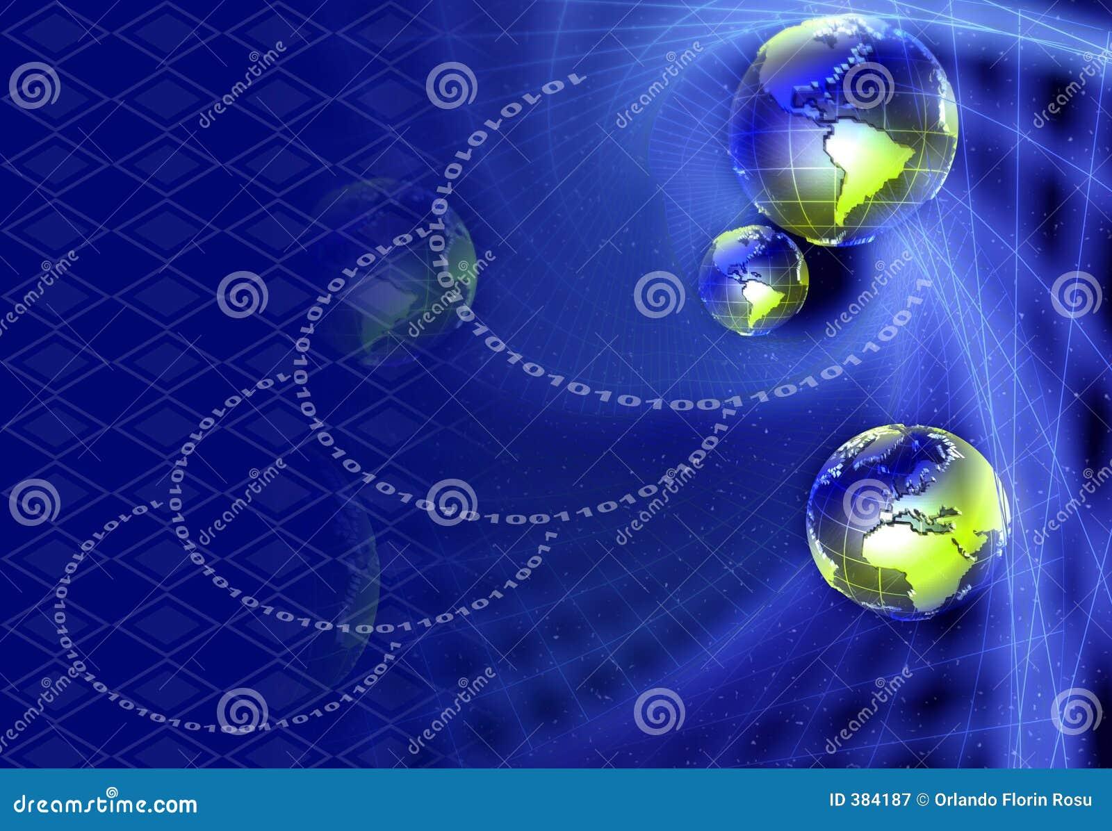 Concept de la terre
