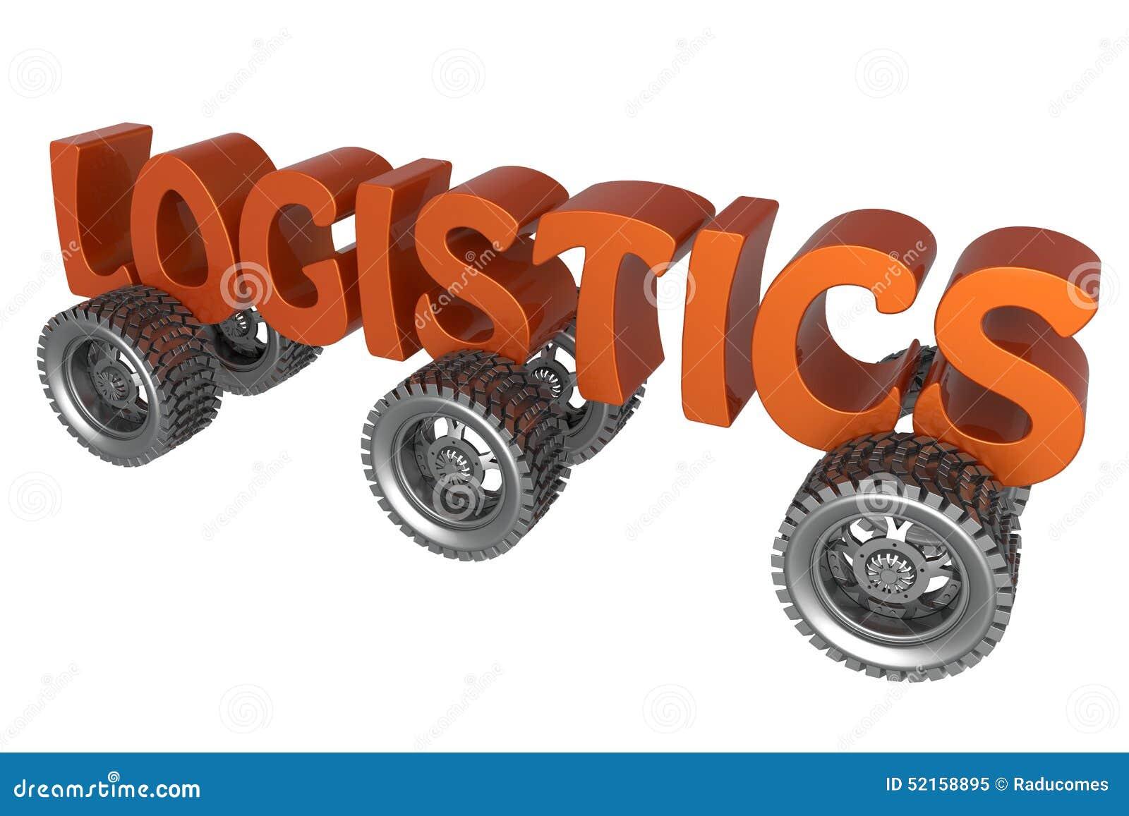 Concept de logistique