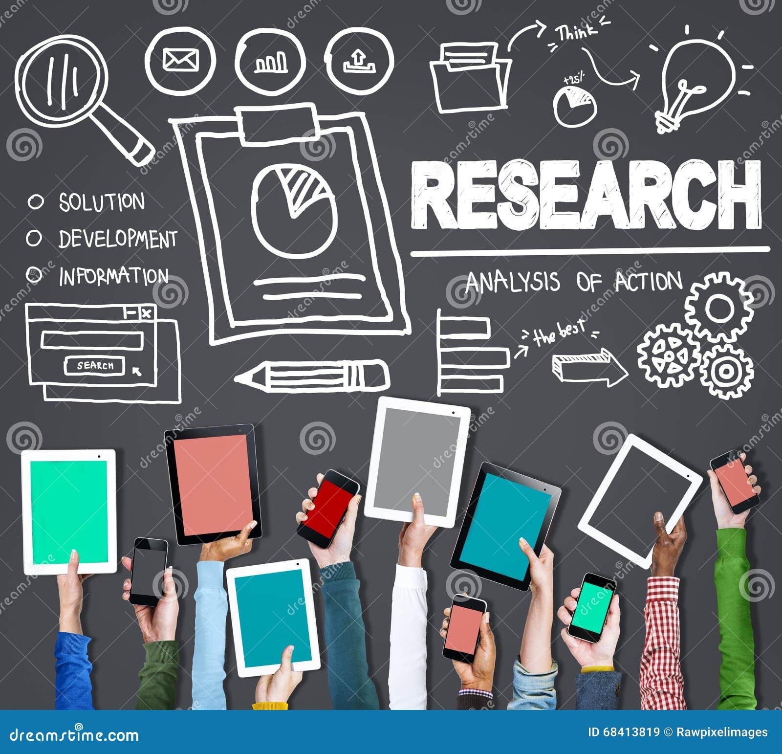 Concept de rapport de rétroaction de faits d exploration de recherches