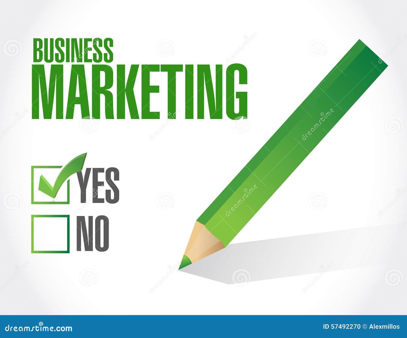 Concept de signe de liste de contrôle de vente d affaires
