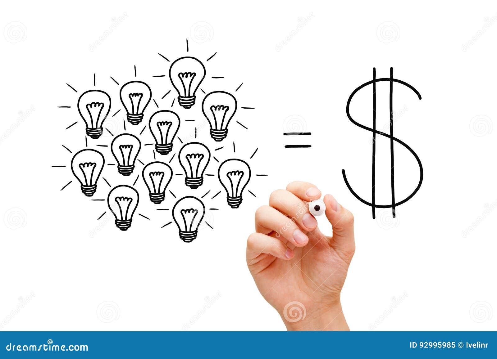 Concept de succès d ampoules de travail d équipe