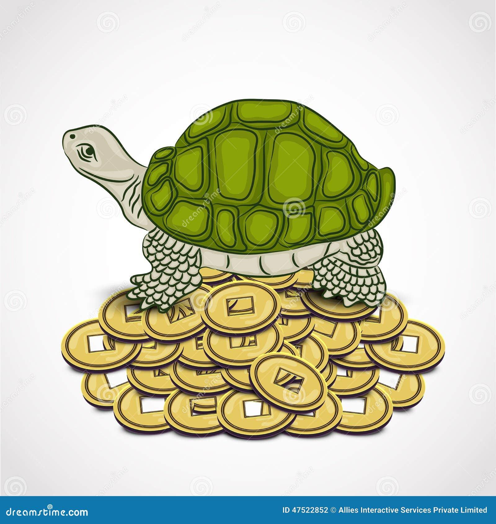 concept de symbole chinois de la richesse illustration stock illustration du antiquit coins. Black Bedroom Furniture Sets. Home Design Ideas