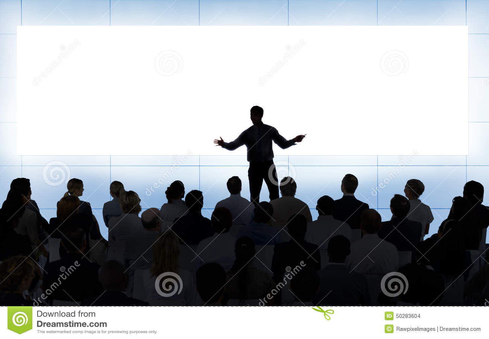 Concept de travail d équipe d affaires de conférence de séminaire de réunion