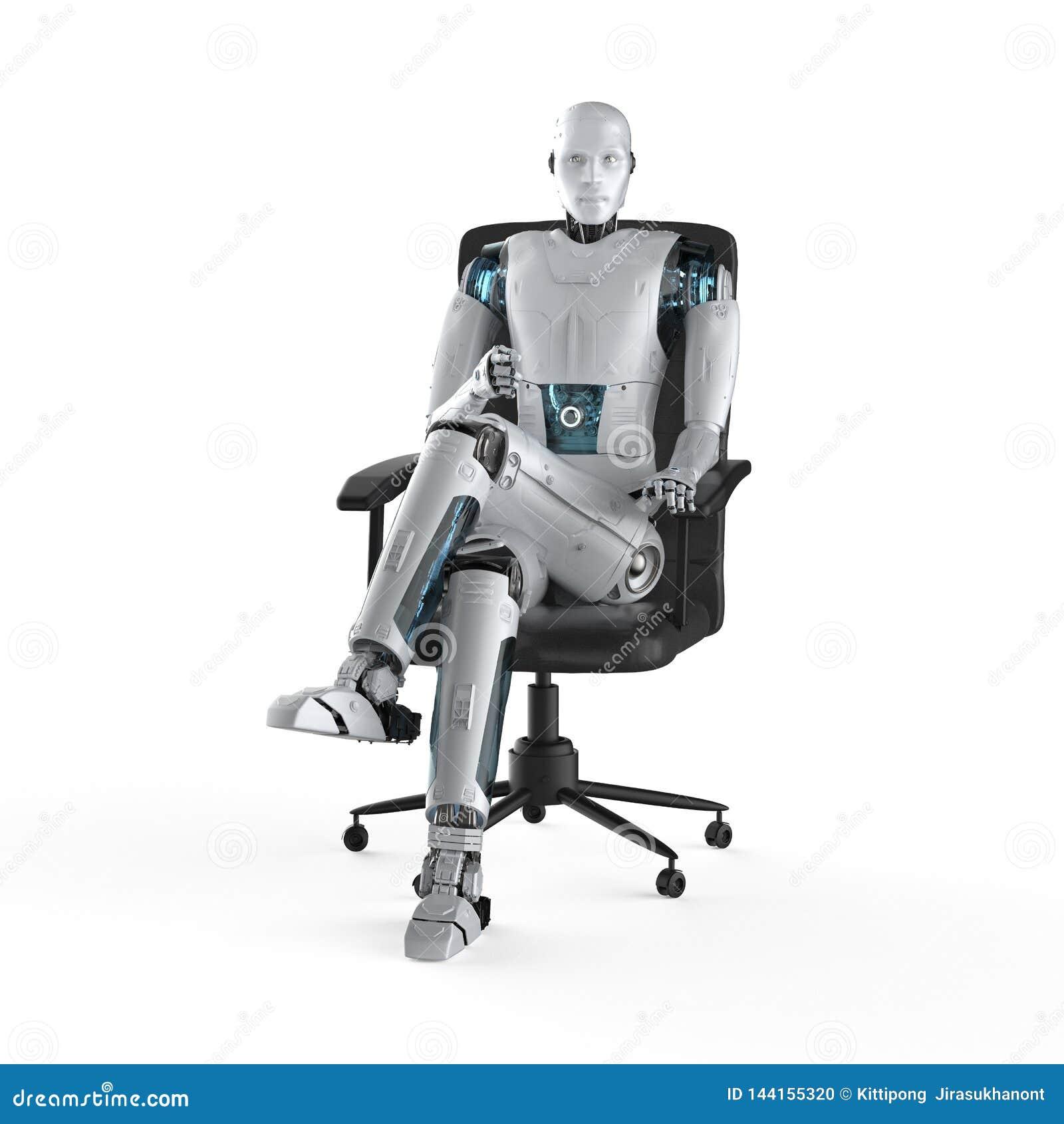 Concept de travailleur d automation
