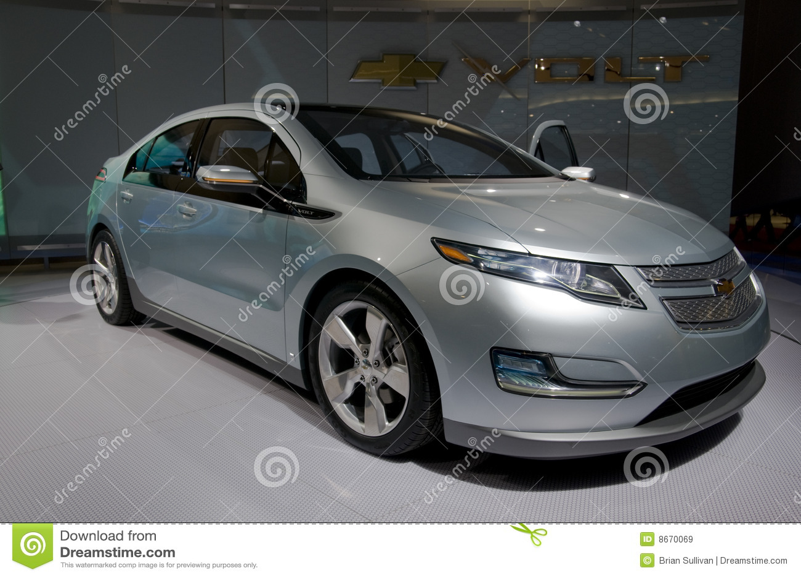 Concept de volt de Chevrolet