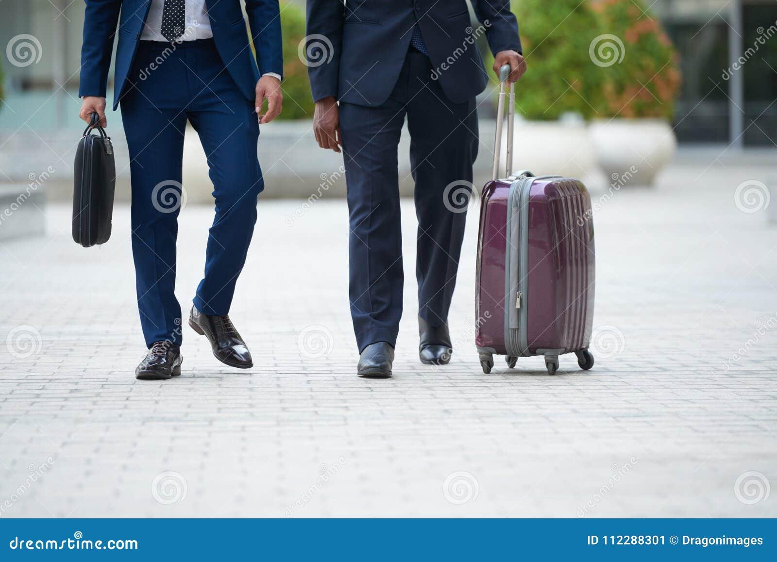 Concept de voyage d affaires