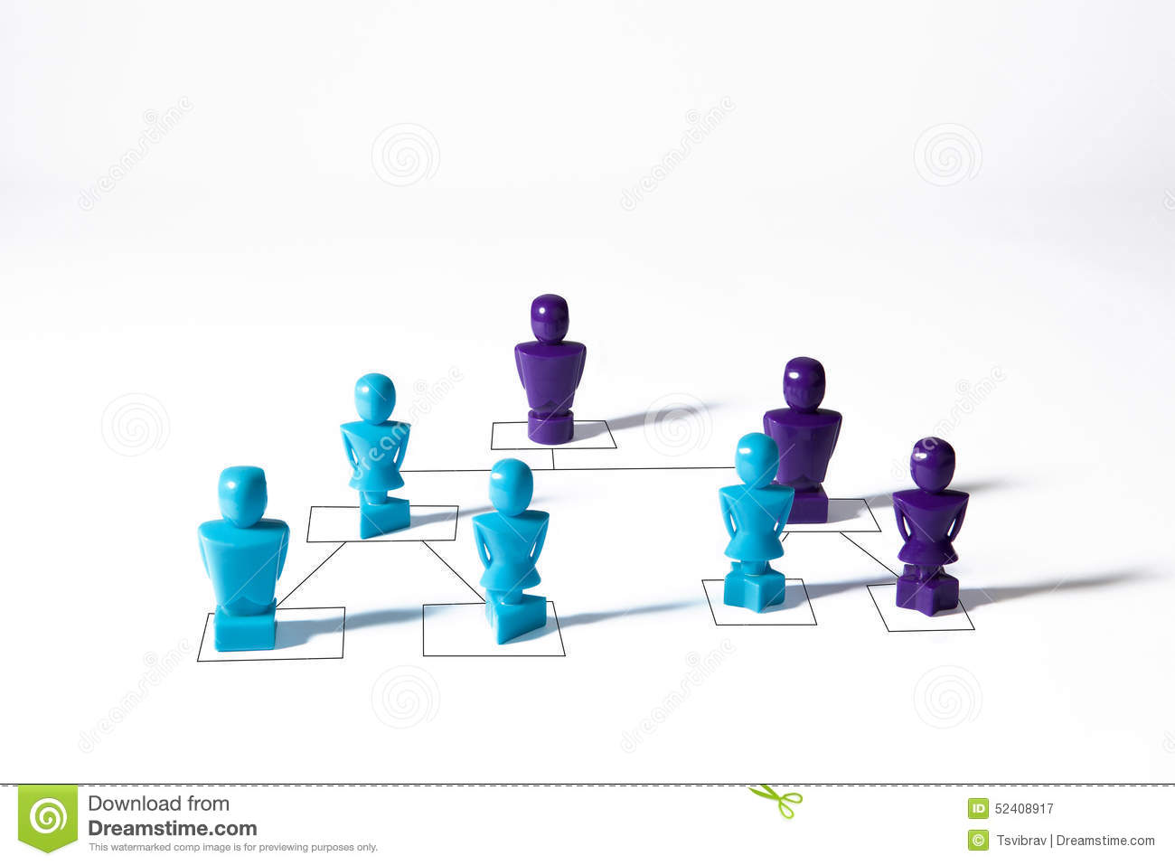 the concepts of hierarchical and matrix structure in an organization Voluminous and various literatures have expressed the concepts of business organization and leadership  study of management and the organizational structure,.