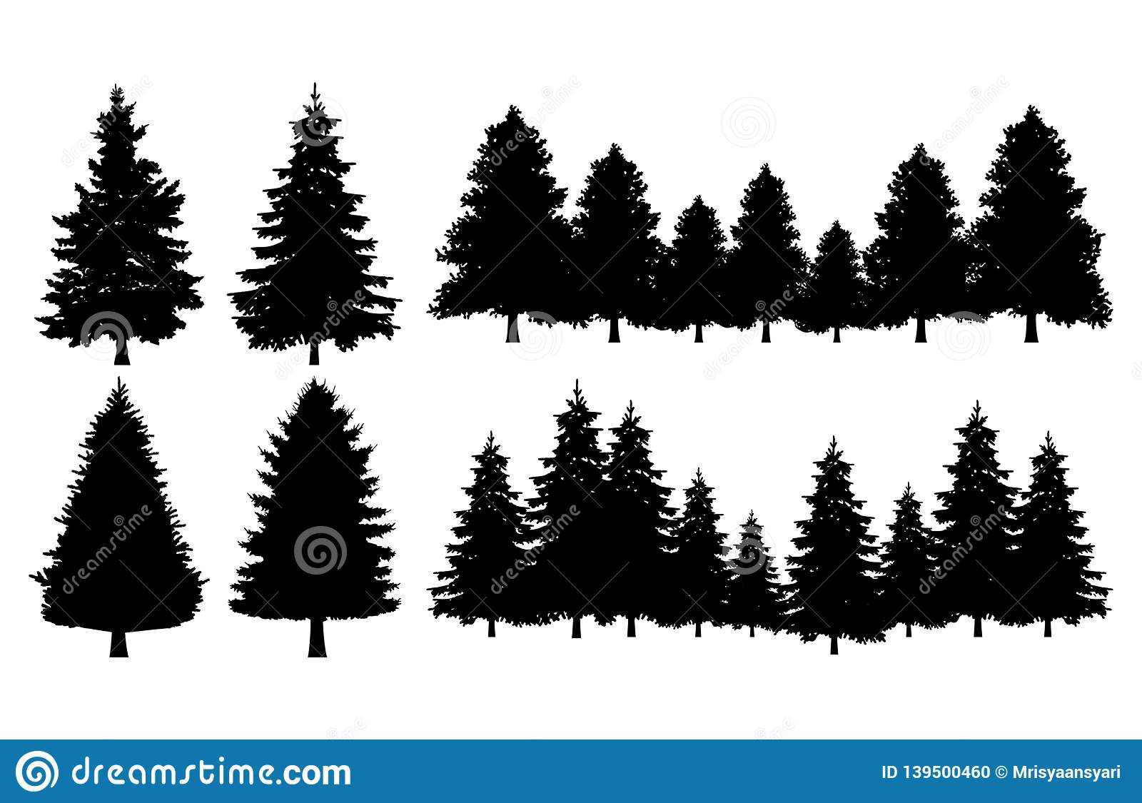 Pine Tree Stock Illustrations 165 624 Pine Tree Stock Illustrations Vectors Clipart Dreamstime Any questions, please leave a comment. https www dreamstime com concept design illustration vector pine tree vector clipart set isolated white background pine tree silhouette collections image139500460