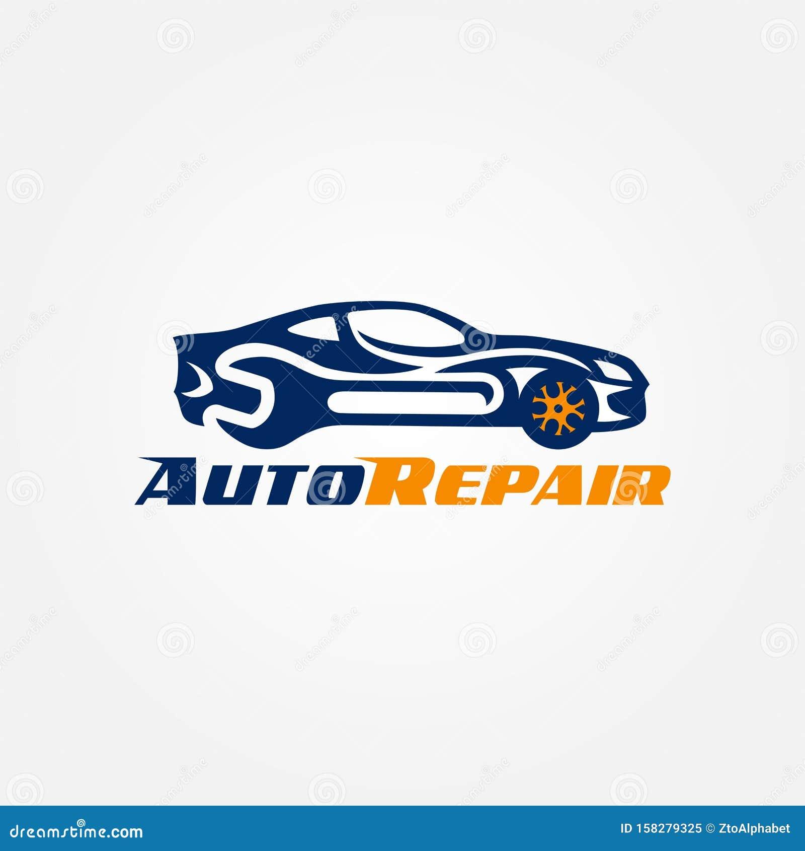 Car Repair Shop Logo Stock Vector Illustration Of Performance 158279325