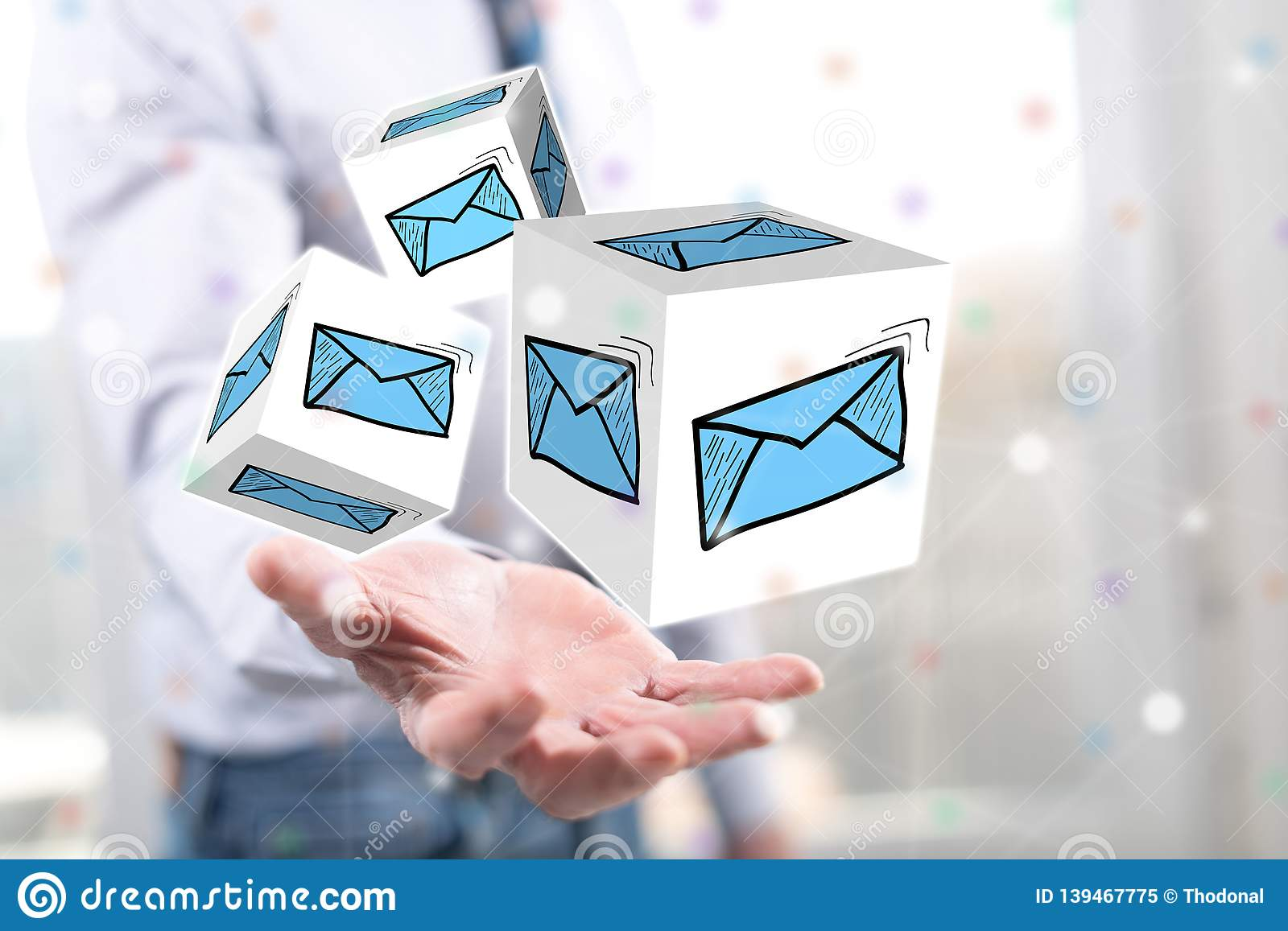 Concept of e-mail