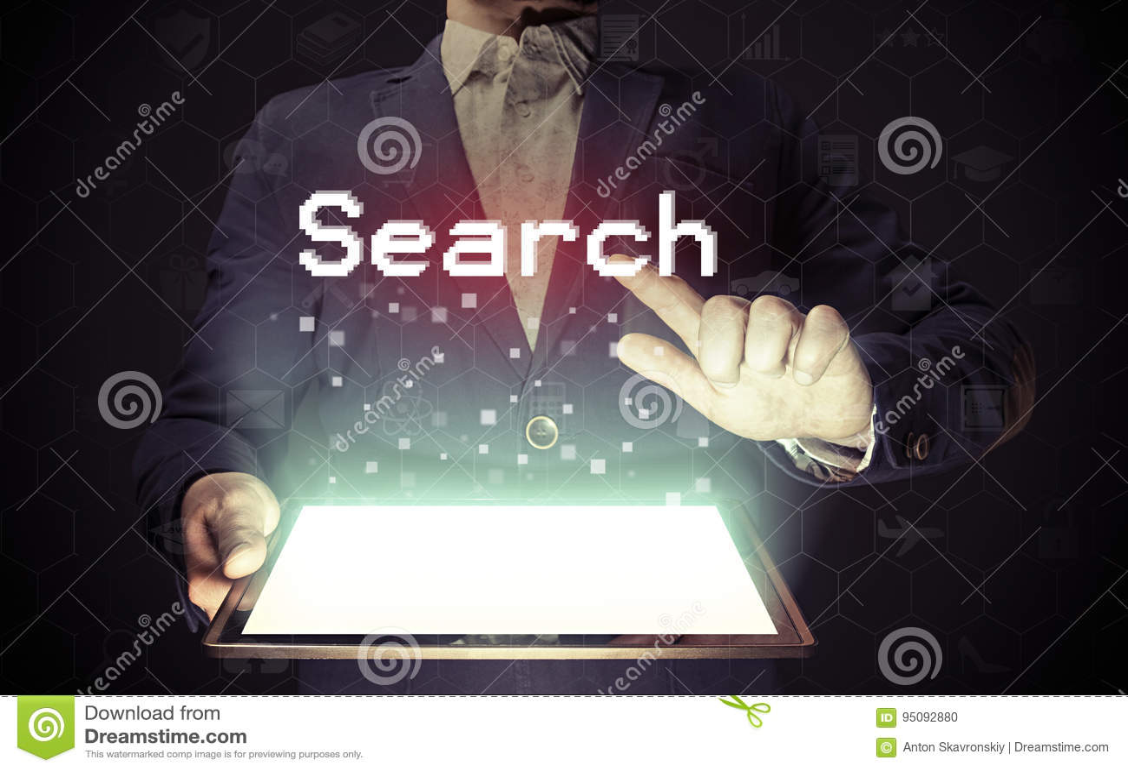 Concept en ligne de recherche