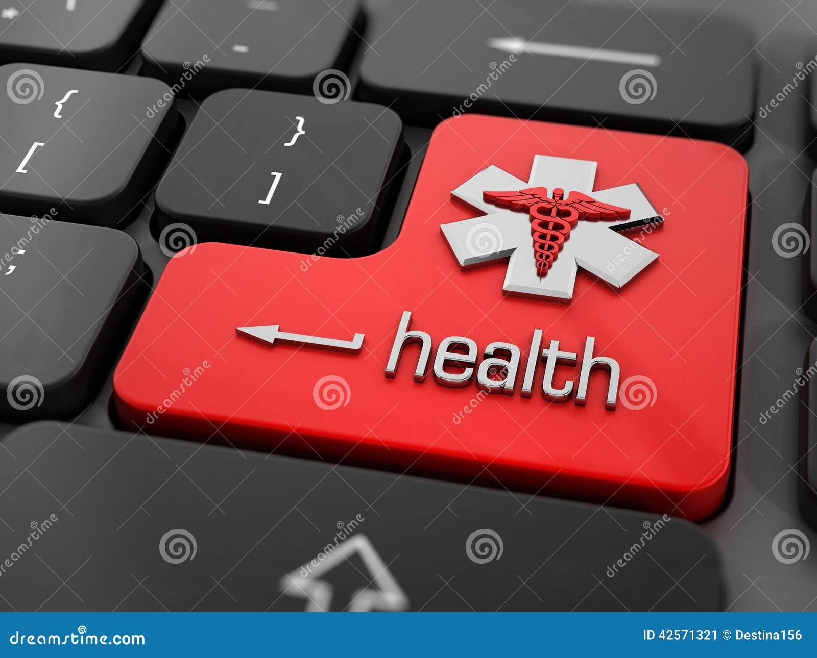Concept en ligne de santé