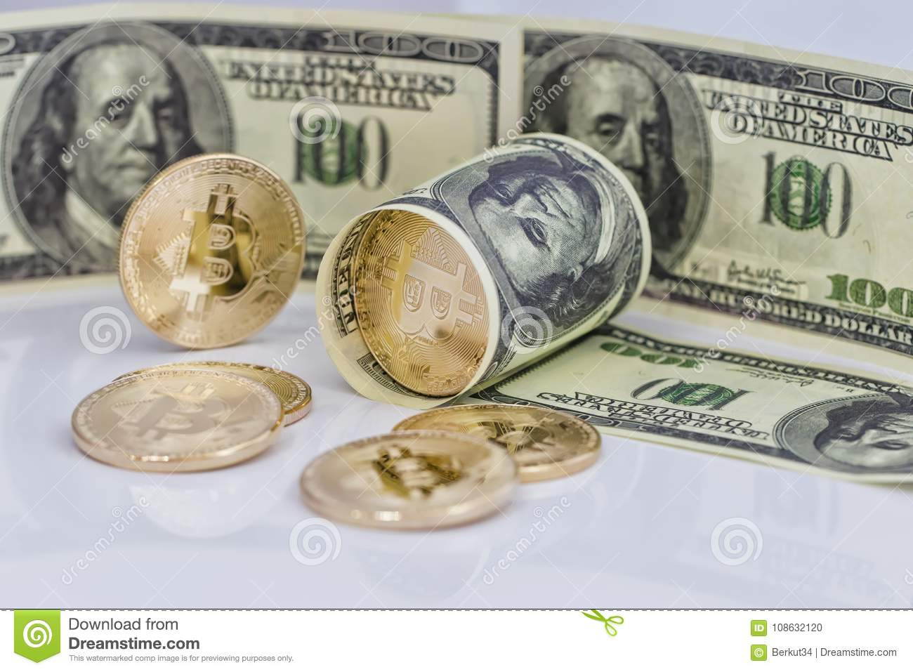 cryptocurrency and real money