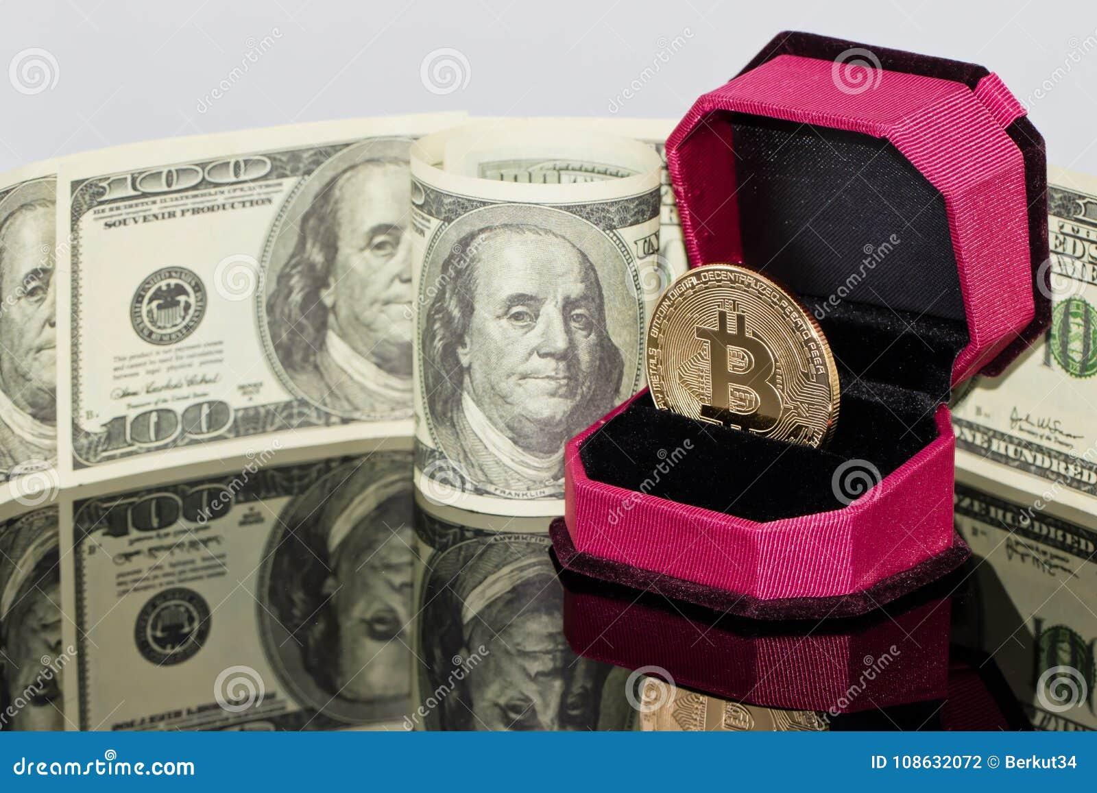 bitcoin into real money