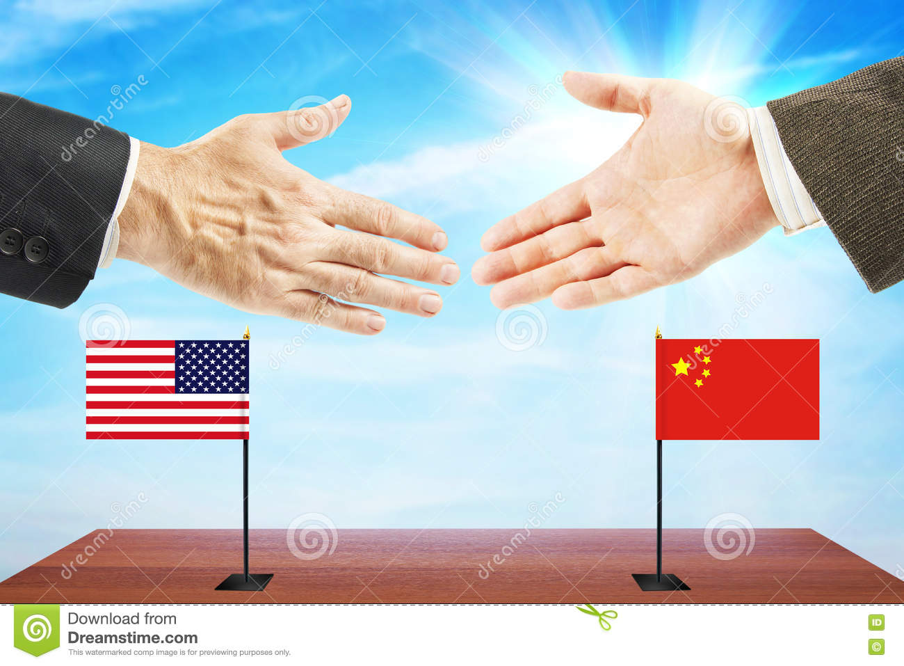 trade relationship between the united states and china
